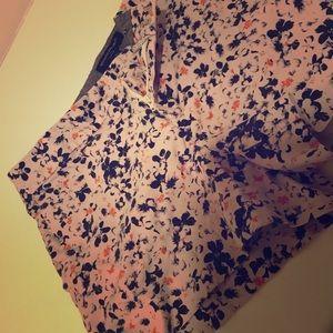 BR floral Hampton shorts